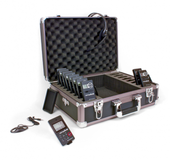 DWS INT2 Portable Interpretation System from Williams Sound