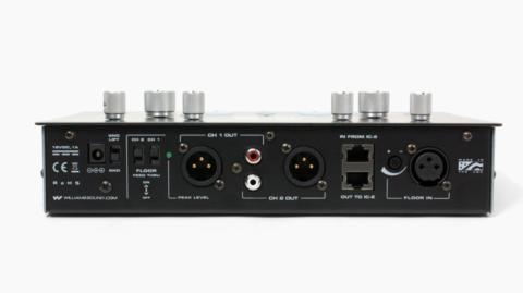 IC-2 interpreter console back view