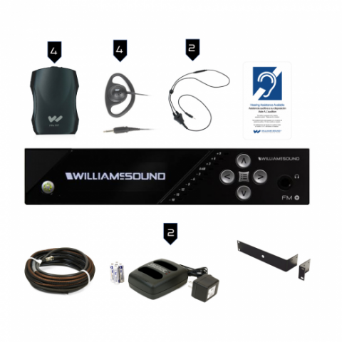 FM_557_PRO Complete System Package