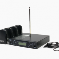 PPA 377 Four-Person System (1000 foot range) - Williams Sound