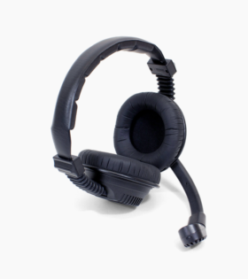mic 068 Heavy-duty dual-muff headset microphone