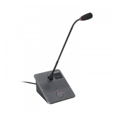 ATUC 50 Wired Discussion Unit and Gooseneck Microphone