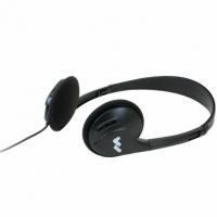 HED 021 Mono Dual-Ear Adult Folding Headphones