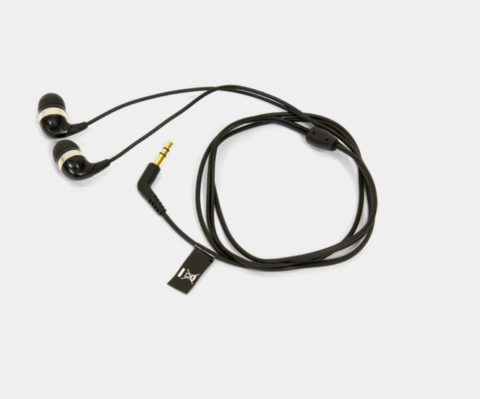 EAR 042 Dual Earbud Style Isolation Earphones