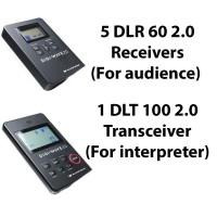 digital interpretation system 5 listeners