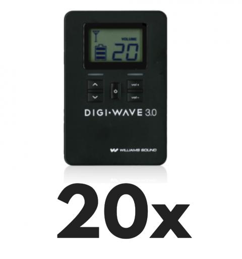 DLR 300 receiver 20x