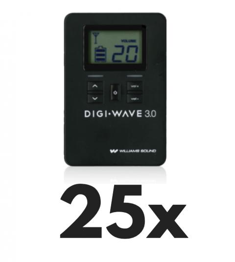 DLR 300 receiver 25x