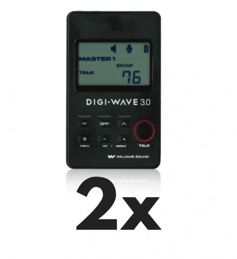 DLT 300 Digital Transceiver 2x