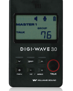 DLT 300 Digiwave Digital Transceiver front