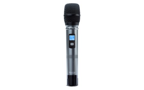 Handheld Wireless Mic for Denon Audio Commander