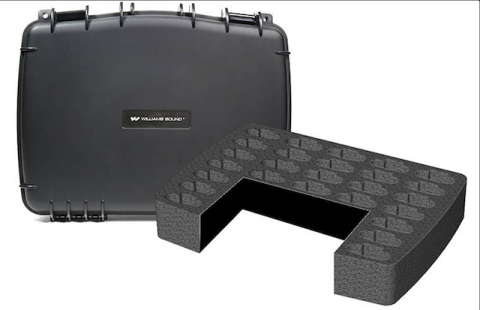 CCS 056 26 outside of case and 26 slot foam insert