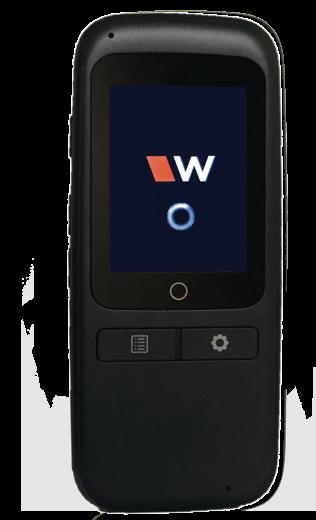 WF_R1 WaveCast Receiver front