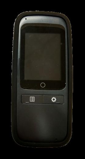 wf_r1 WiFi receiver in silicone case