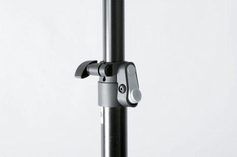 speaker stand latch view
