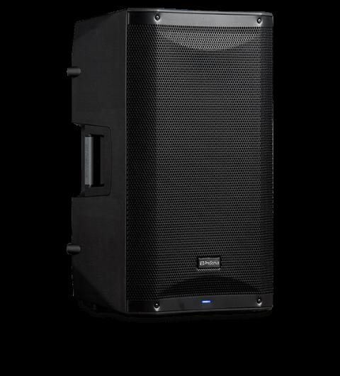 Presonus AIR12 loudspeaker front/side view