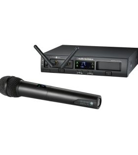 ATW-1302 Wireless handheld microphone and receiver base